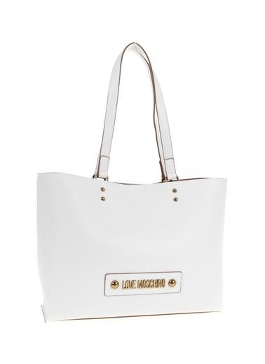 Love Moschino Çanta Beyaz
